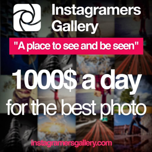 Instagramers Gallery premia las mejores fotos de Instagram