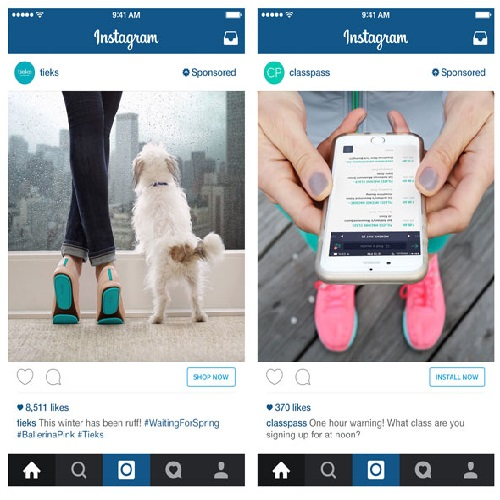 Ads are to become more intuitive on Instagram