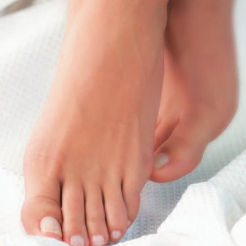 Taking care of your feet it's not difficult at all – and the work pays off