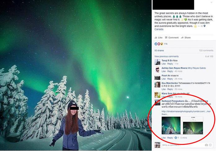 instagram scam air hostess